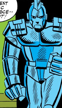 Knight (Robot) (Earth-616)