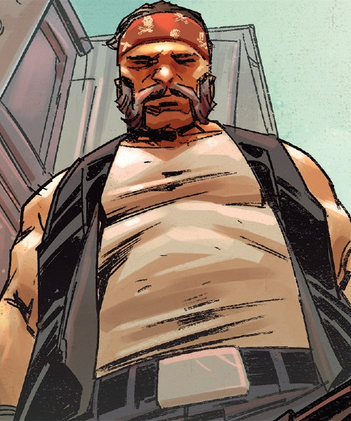 Kyle Lacon (Earth-616)