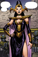 Lady Lotus (Earth-616) from Marvels Vol 2 1 001