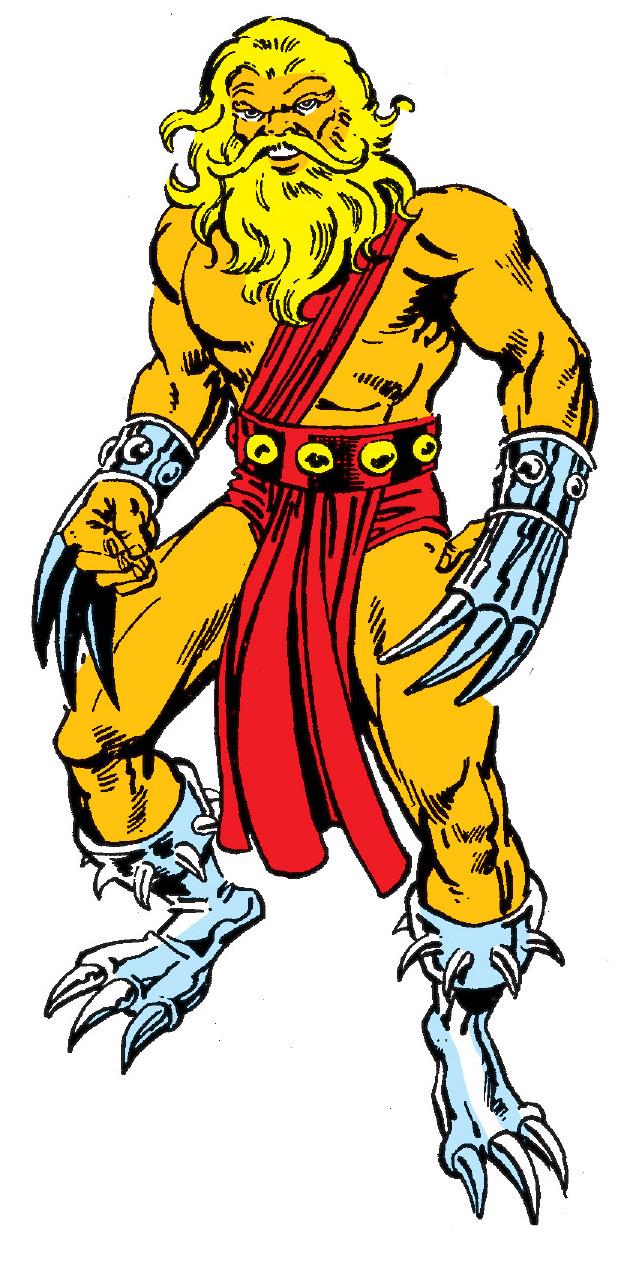 Leonus (Earth-616)