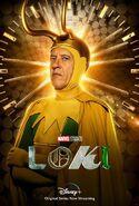 Loki (TV series) poster 010