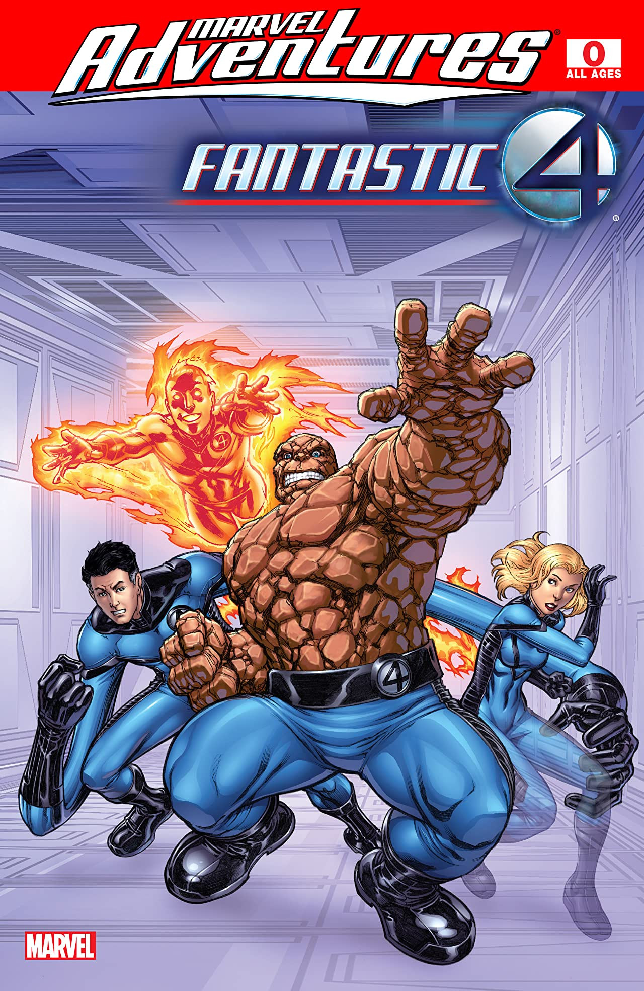 Marvel Adventures: Fantastic Four Vol 1