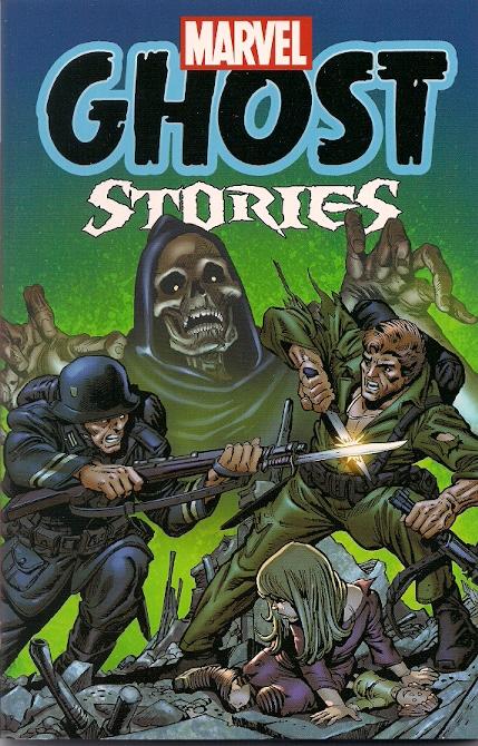 Marvel Ghost Stories Vol 1