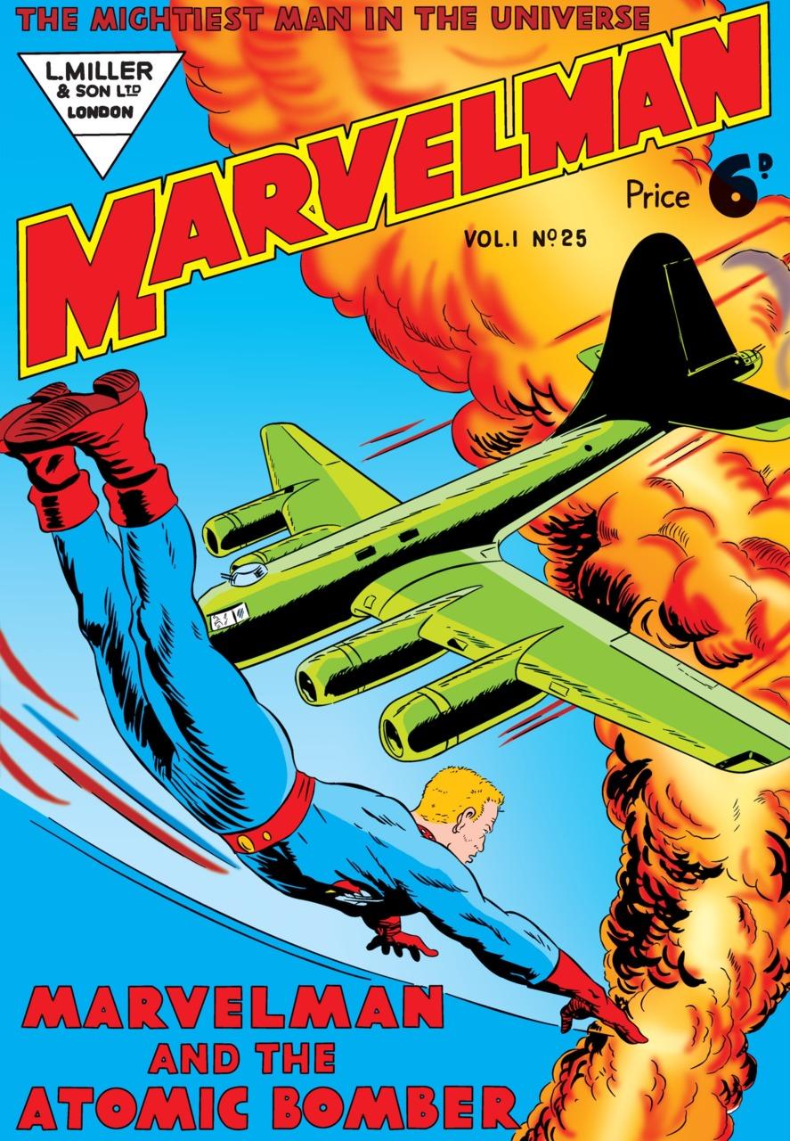 Marvelman Vol 1 25