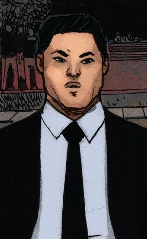 Matthew Lin (Earth-616)