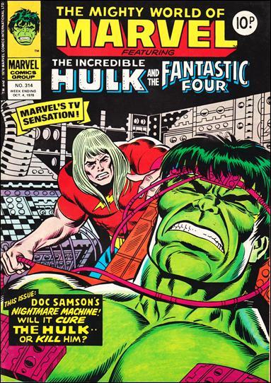 Mighty World of Marvel Vol 1 314