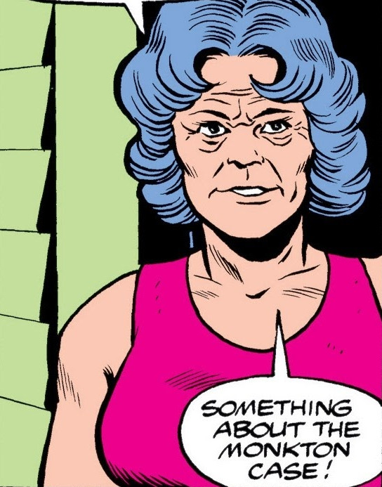 Mrs. Ridge (Earth-616)