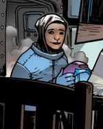 Muneeba Kang (Warp World) (Earth-616)