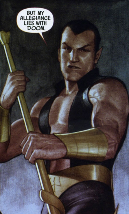Namor McKenzie (Earth-6091)