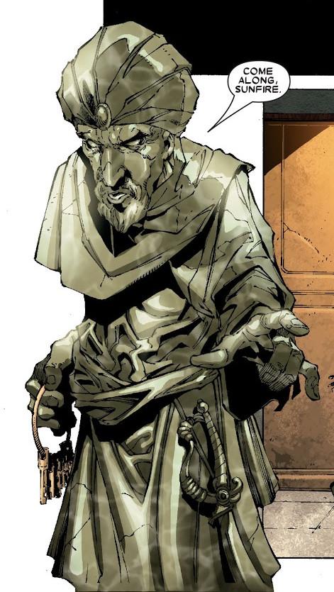 Ozymandias (Earth-616)