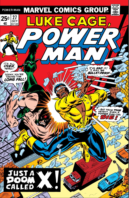 Power Man Vol 1 27