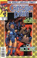 Psylocke and Archangel Crimson Dawn Vol 1 3