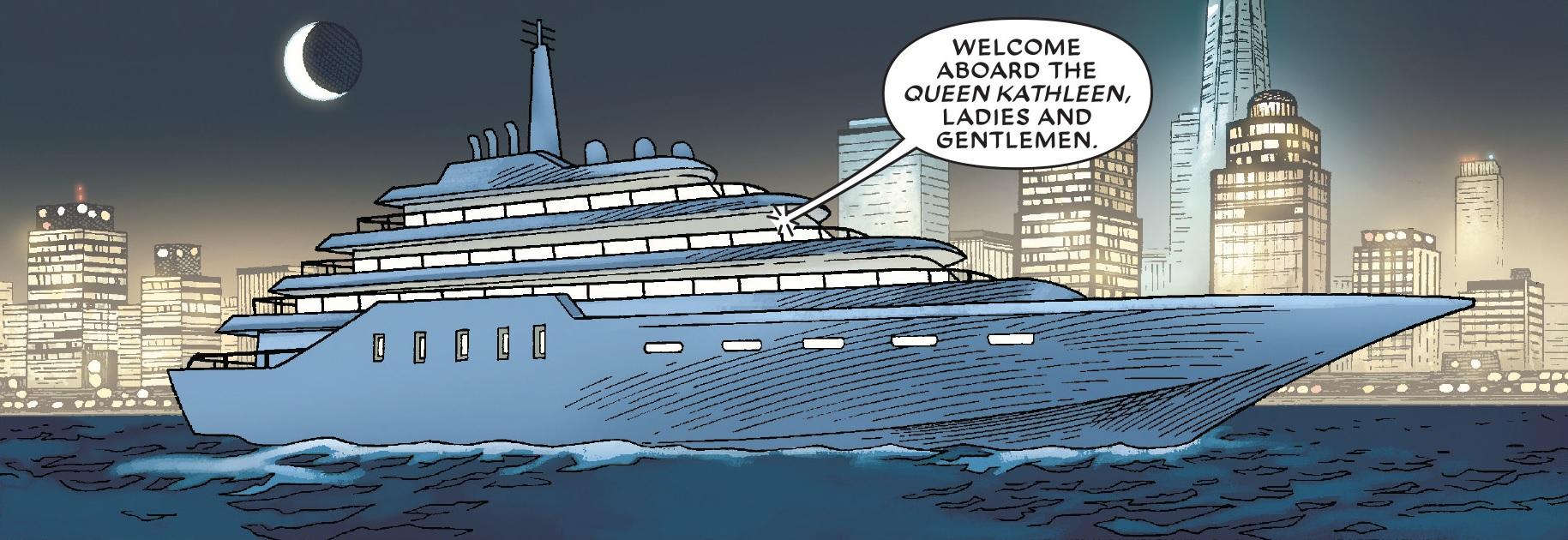 Queen Kathleen