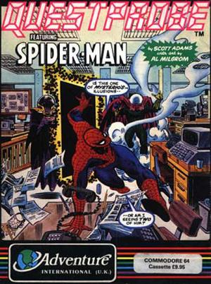 Questprobe: Spider-Man