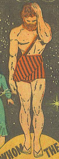 Samson (Biblical) (Earth-616)