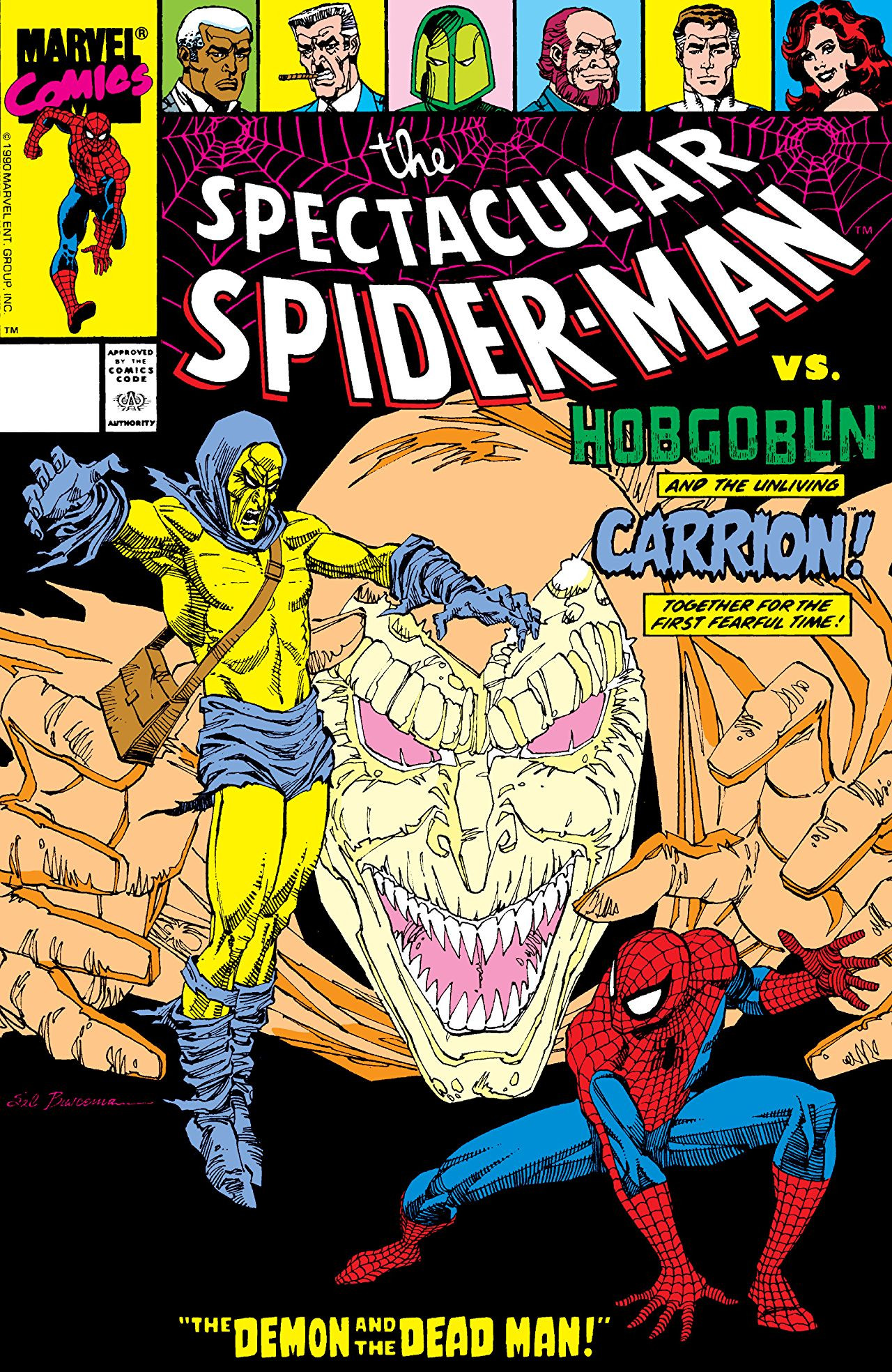 Spectacular Spider-Man Vol 1 162