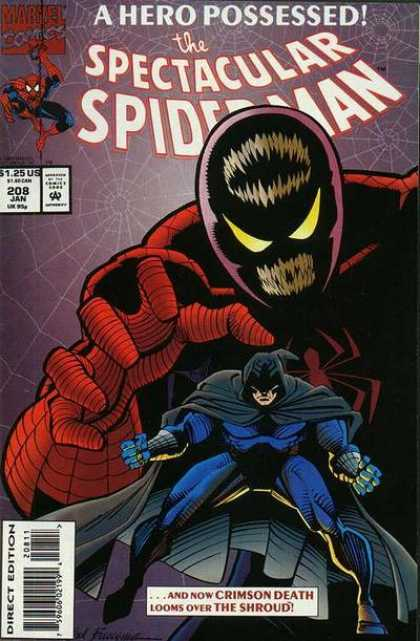 Spectacular Spider-Man Vol 1 208