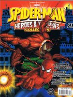 Spider-Man Heroes & Villains Collection Vol 1 21