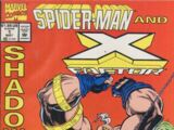 Spider-Man and X-Factor: Shadowgames Vol 1 1