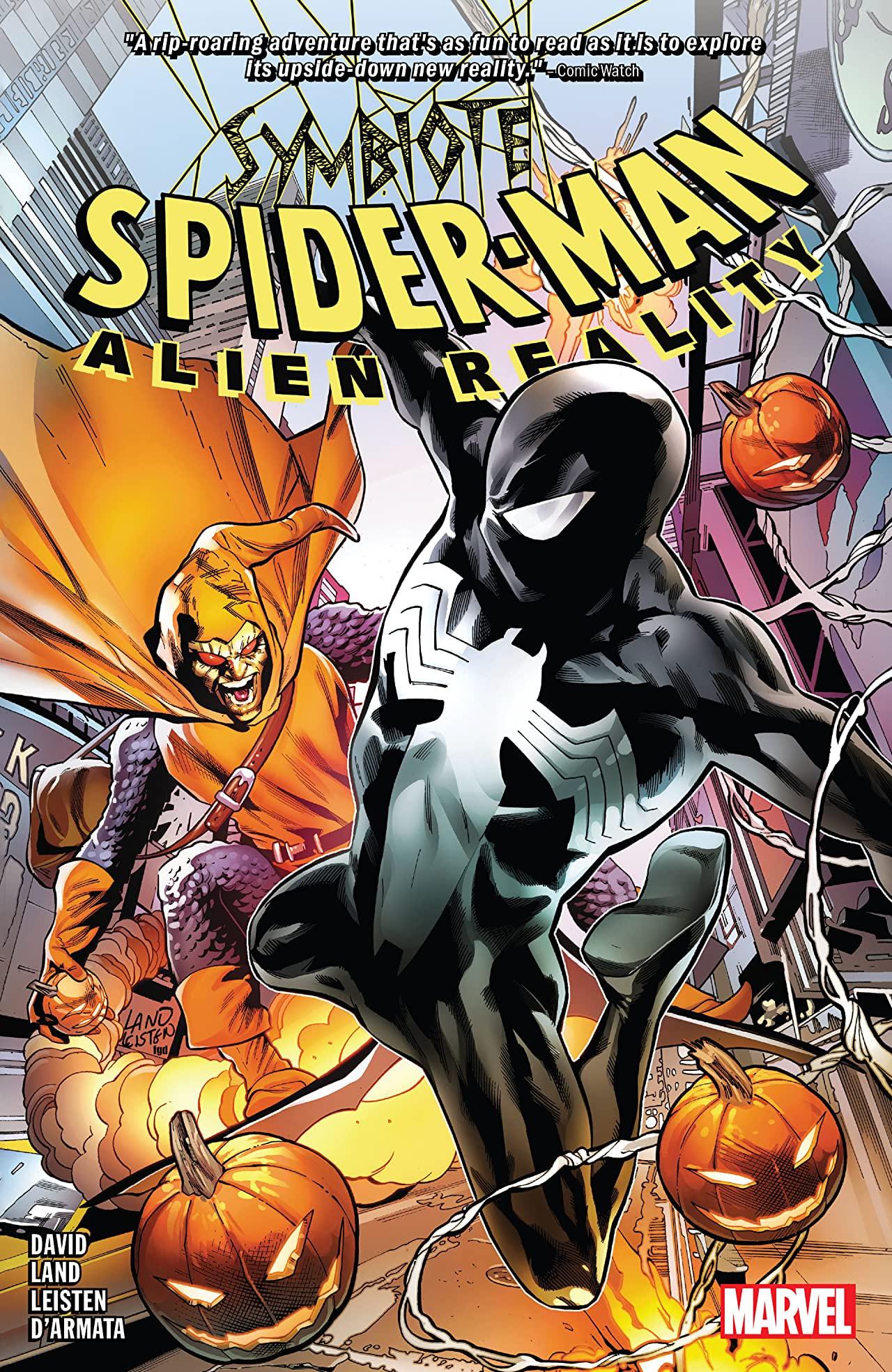 Symbiote Spider-Man: Alien Reality TPB Vol 1 1