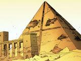 Temple of the Horsemen