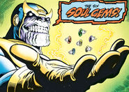 Thanos (Earth-616) from Thanos Quest Vol 1 1 001
