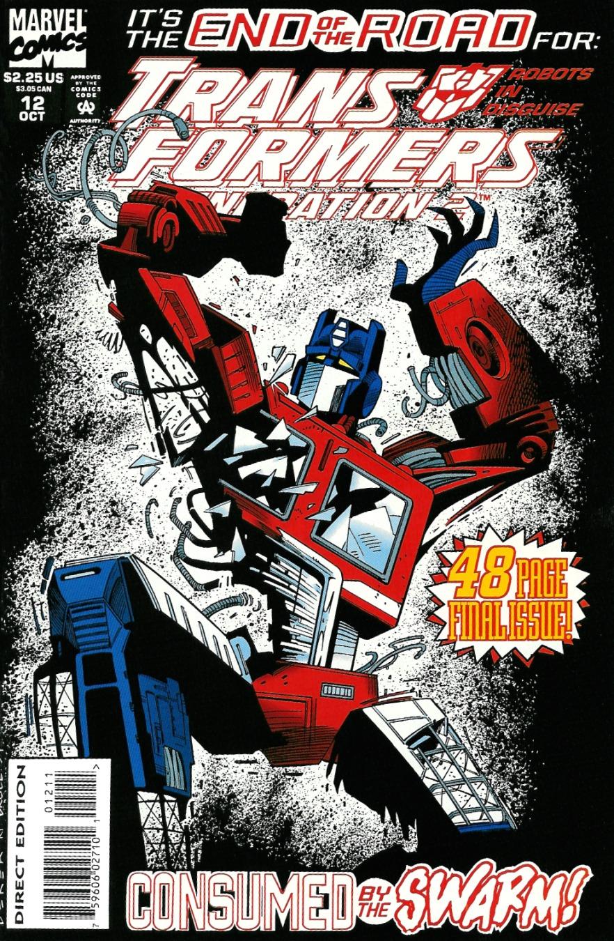 Transformers: Generation 2 Vol 1 12