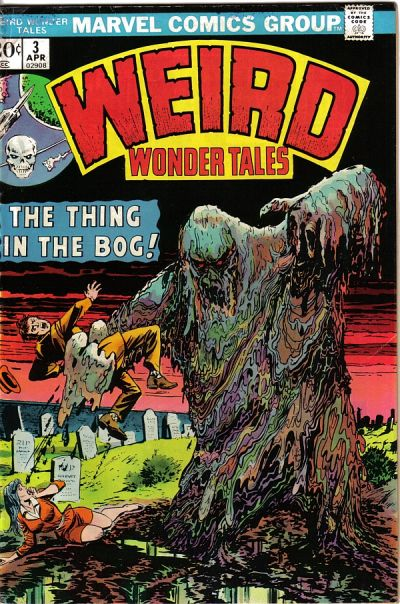 Weird Wonder Tales Vol 1 3