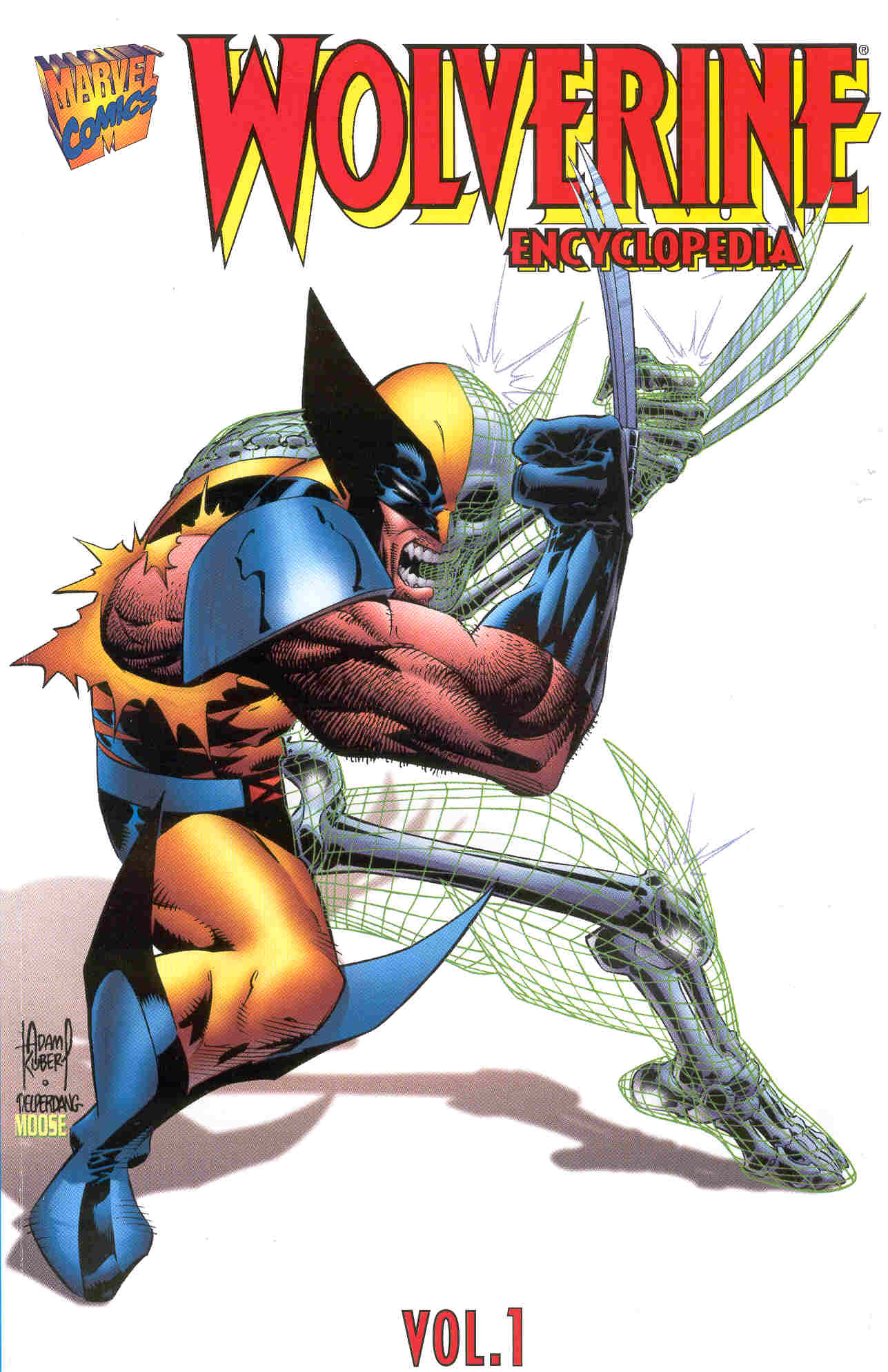 Wolverine Encyclopedia Vol 1