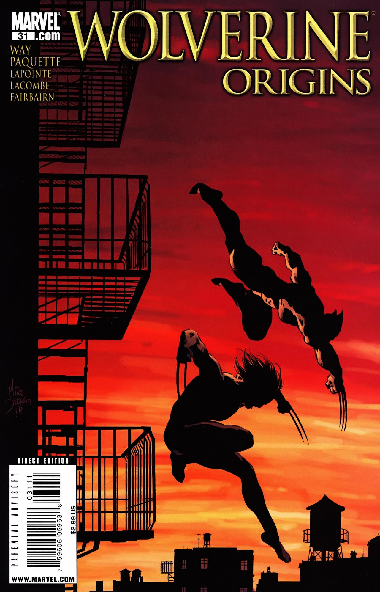 Wolverine: Origins Vol 1 31