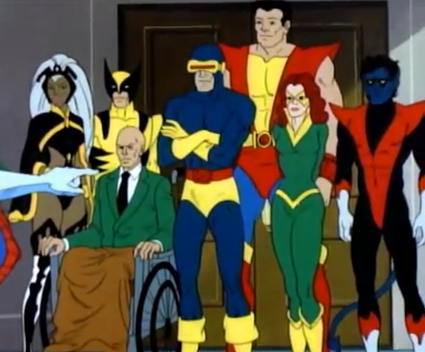 X-Men (Earth-8107)