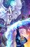 X-Men Fantastic Four Vol 2 4 Flower Variant Textless