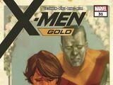 X-Men: Gold Vol 2 31