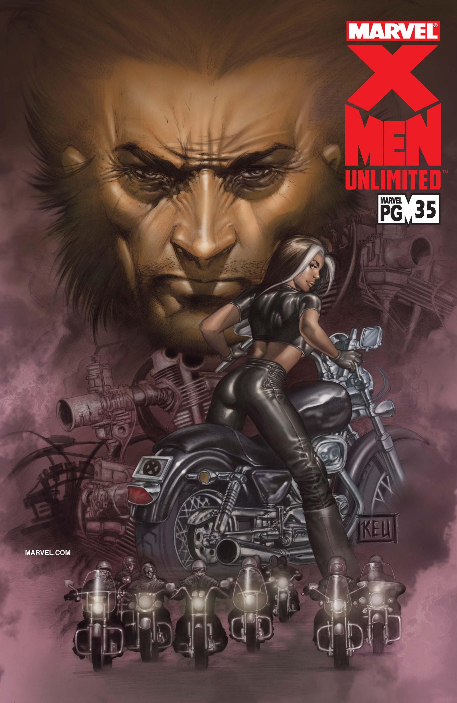 X-Men Unlimited Vol 1 35