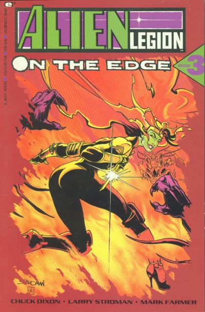 Alien Legion: On the Edge Vol 1 3