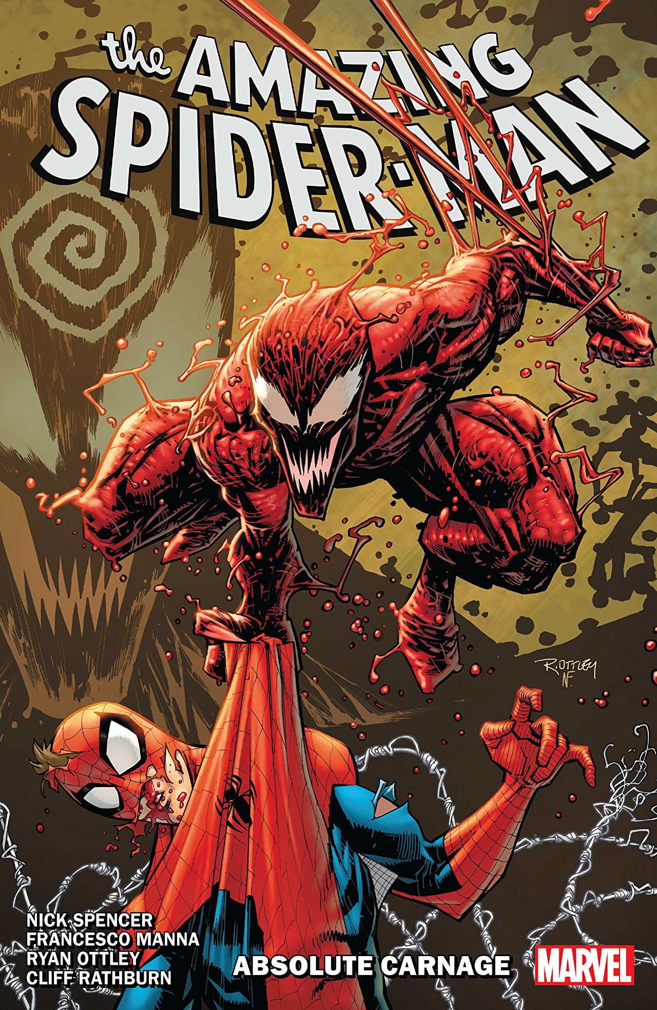 Amazing Spider-Man by Nick Spencer Vol 1 6: Absolute Carnage