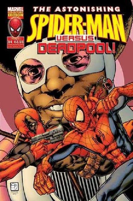 Astonishing Spider-Man Vol 3 94