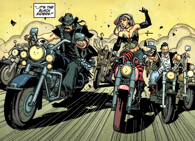 Black Riders (Earth-616)
