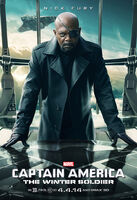 Captain America The Winter Soldier poster 004