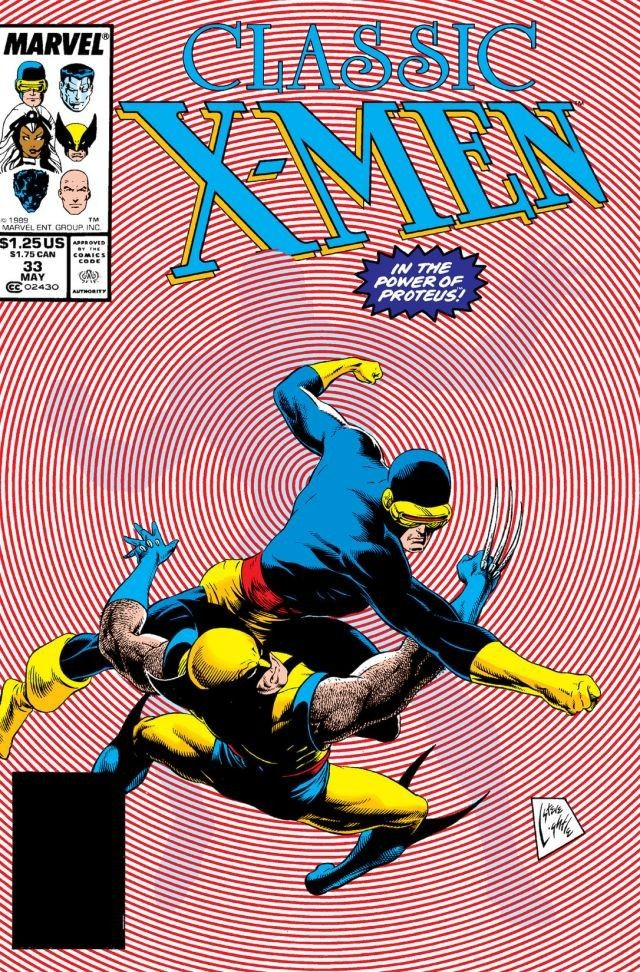 Classic X-Men Vol 1 33