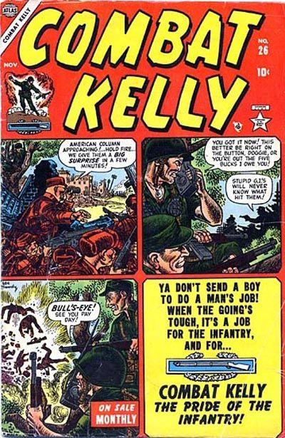 Combat Kelly Vol 1 26