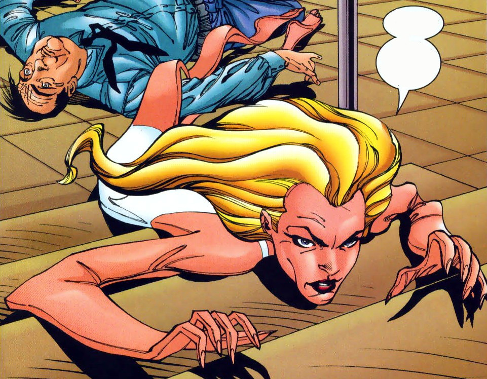Donna Bliss (Earth-616)