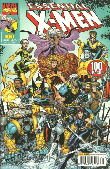 Essential X-Men Vol 1 100