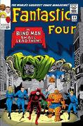 Fantastic Four Vol 1 39