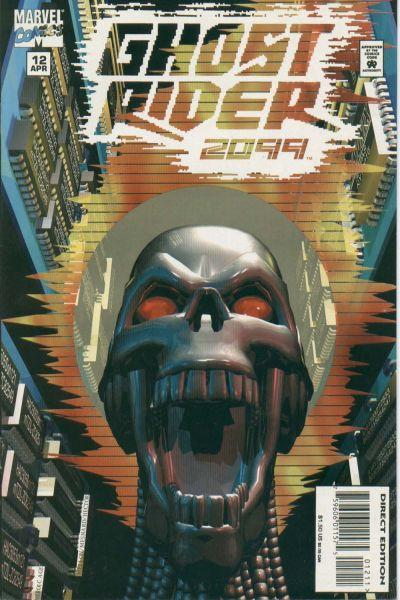 Ghost Rider 2099 Vol 1 12
