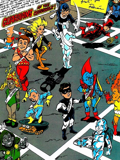 Guardians of the Crosswalk (Earth-9047) from What The-- Vol 1 25.jpg