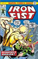 Iron Fist Vol 1 4