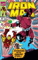 Iron Man Vol 1 257