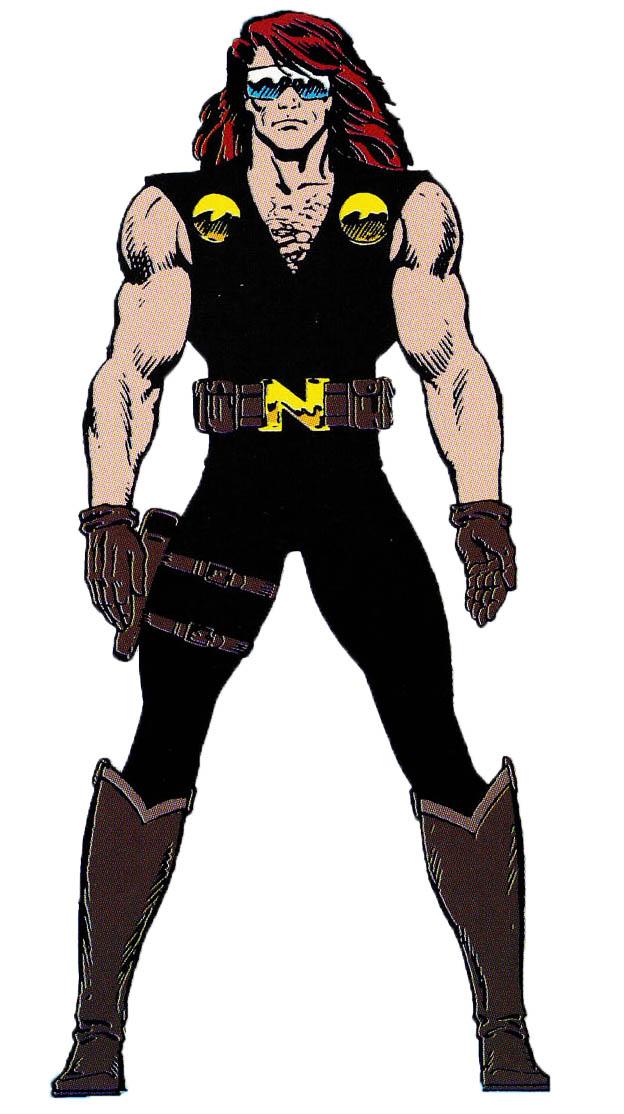 Jack Monroe (Earth-616) | Marvel Database | Fandom