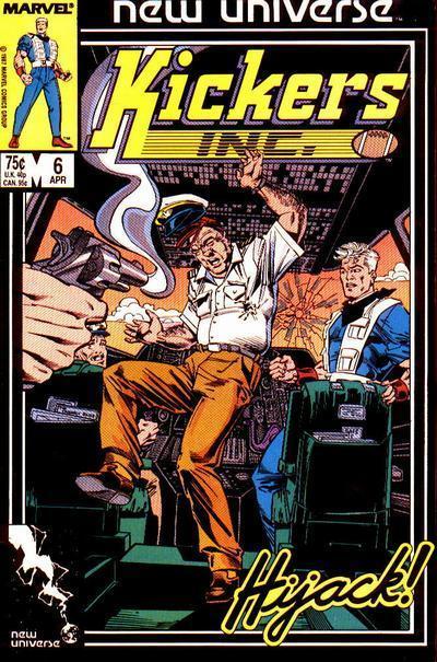 Kickers, Inc. Vol 1 6